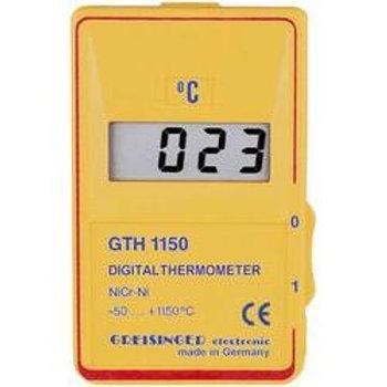 precíziós digitális hőmérő - Greisinger GTH 1150