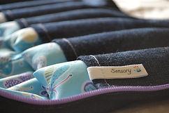 Chalecos con peso Sensory Producto Sensorial