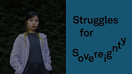 Live discussion Angela Chan in conversation with Struggles for Sovreignty: Land, Water, Farming, Food (SFS)  20th July, 20:00 BST