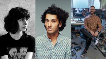 Transcultural Music Technologies: Khyam Allami, Sam Salem + Sarah Badr (FRKTL)