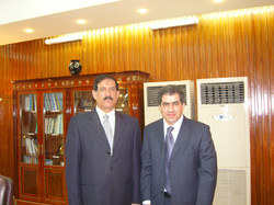 HE Minister of H. Education / Iraq