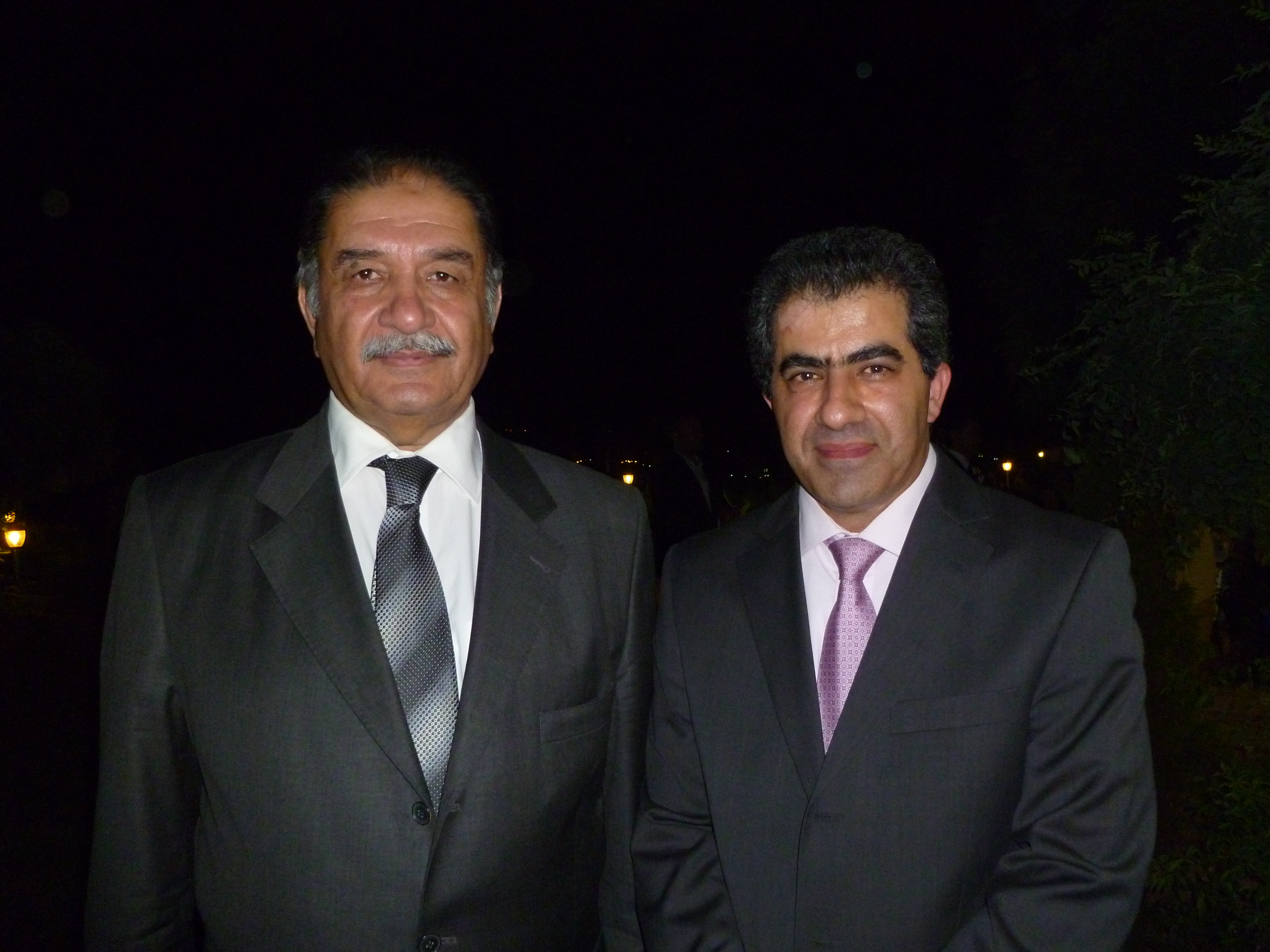 HE Sinan Chalabi