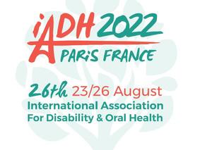 IADH 2022, Save the date !