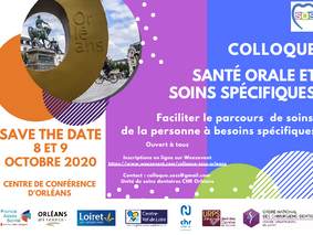 Save the date : colloque annuel de SOSS à Orléans les 8 et 9 octobre 2020