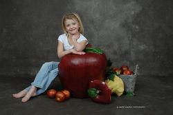 Our Apple LaMond Warnick Photography