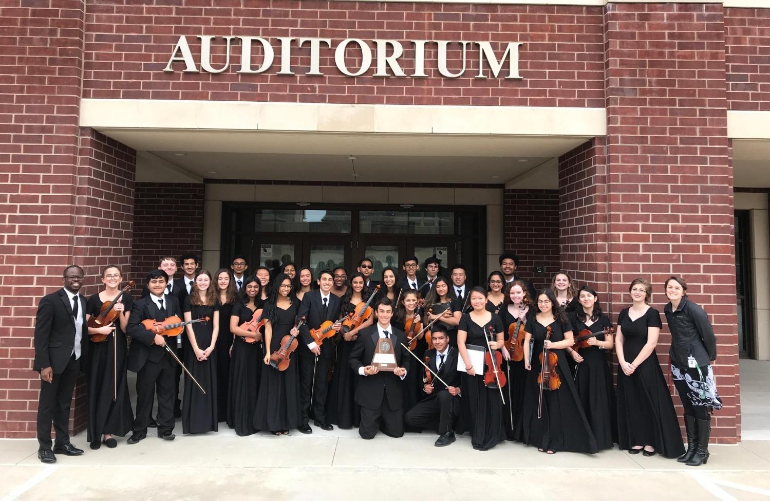 Philharmonic UIL 2018