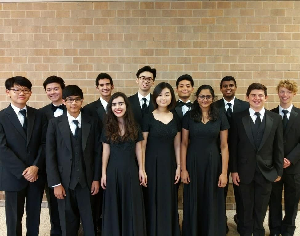 All-Region Orchestra 2018-2019