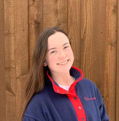Allie Harrington | Social Chair