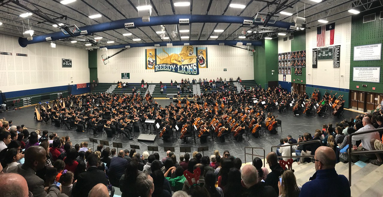 Reedy Orchestra Cluster 2017-2018