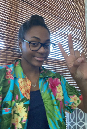 Samantha Williams | Senior Representative