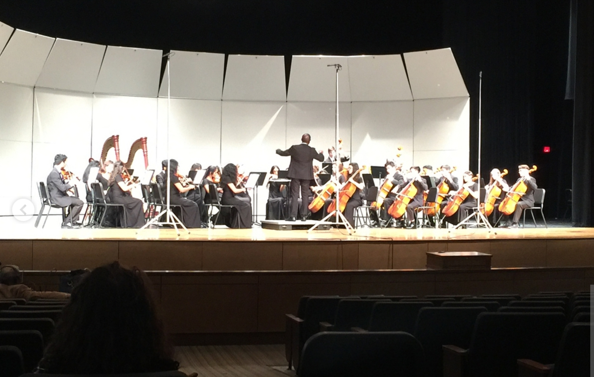 Sinfonia UIL 2018