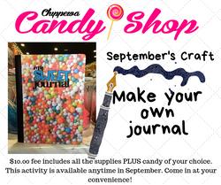 September craft fb post