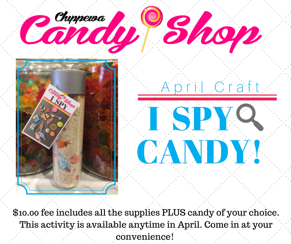 April craft fb post