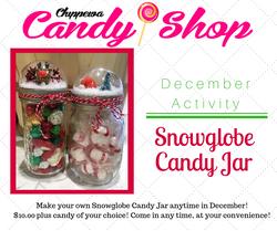 December Craft FB Post