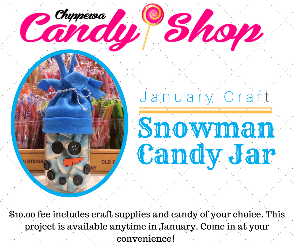 January craft fb post
