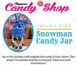 January craft fb post