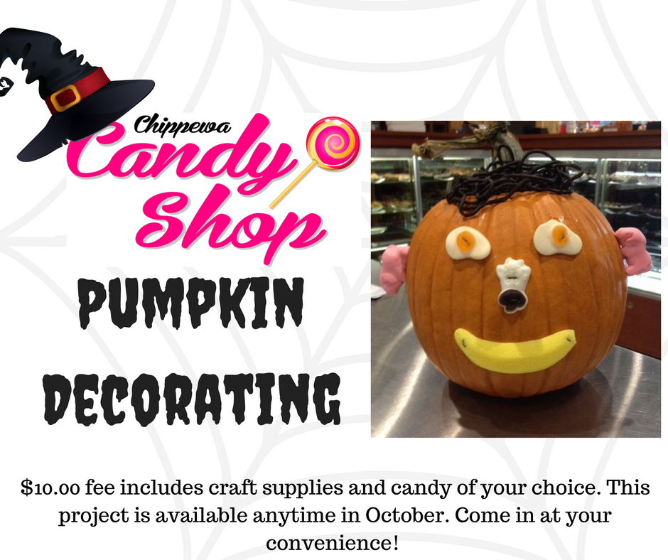 October Craft FB post