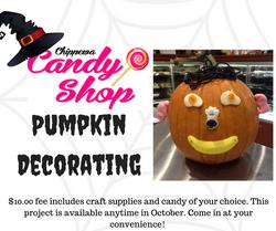 October Craft FB post
