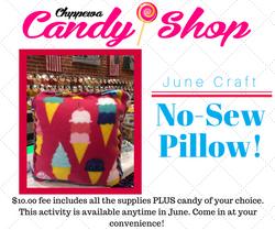 June craft fb post