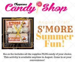 August craft fb post