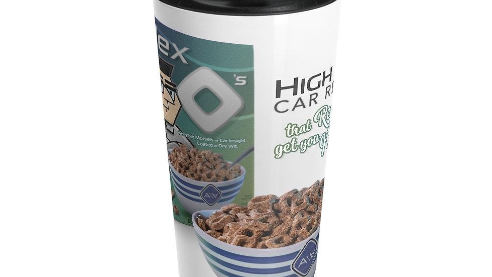 Hi Fiber Car Reviews Travel Mug