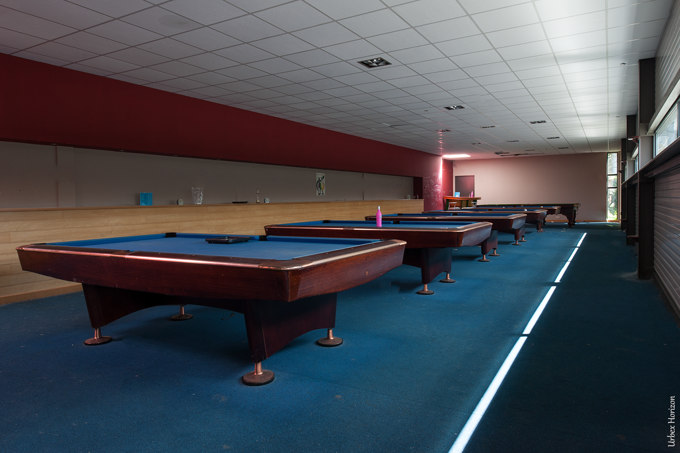Complexe Bowling