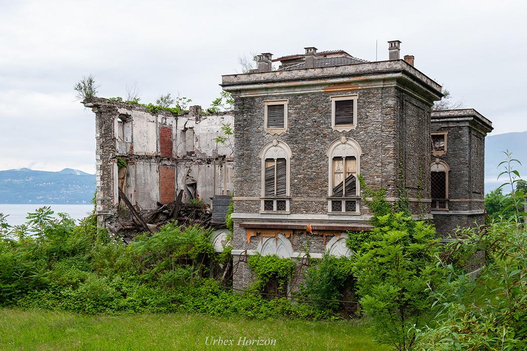 Architectures Abandonnées
