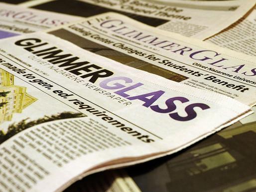 The GlimmerGlass Rebrands to The Olivet Gazette