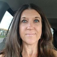 Liz Hoffman at Om Yoga