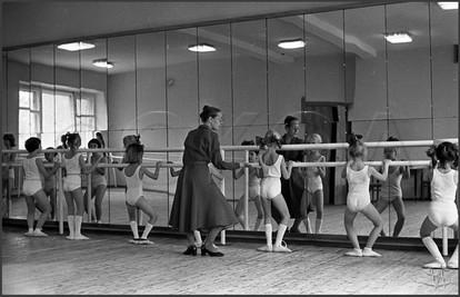 Детская хореографическая студия. Дворец культуры КМК. 24.09.1981