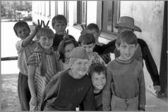 Группа с «рожками». 11.05.1987
