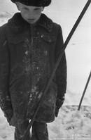 Мальчик на карусели. новокузнецк. 1981