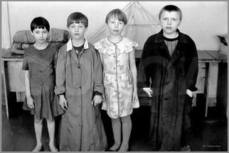 Две семьи - Жердевы и Шестеровы. 7.04.1987