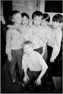 Шестеро первоклассников. 24.04.1987