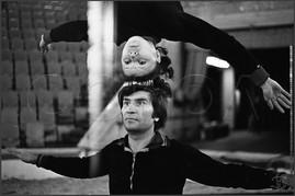 Семейный номер. Городской цирк. 4.10.1980