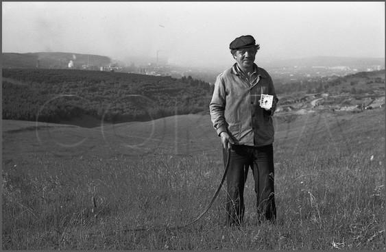 Пастух и будильник - пастырь и время. 15.07.1988