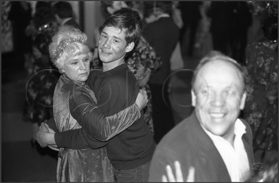Танцы для разных возрастов. Новогодний вечер «Для тех, кому за 30». Клуб строителей. Новокузнецк. 30.12.1984