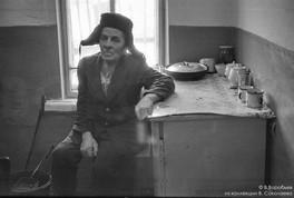 Дом с печным отоплением. Новокузнецк, 1986
