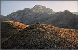 Священная гора с радоновыми источниками