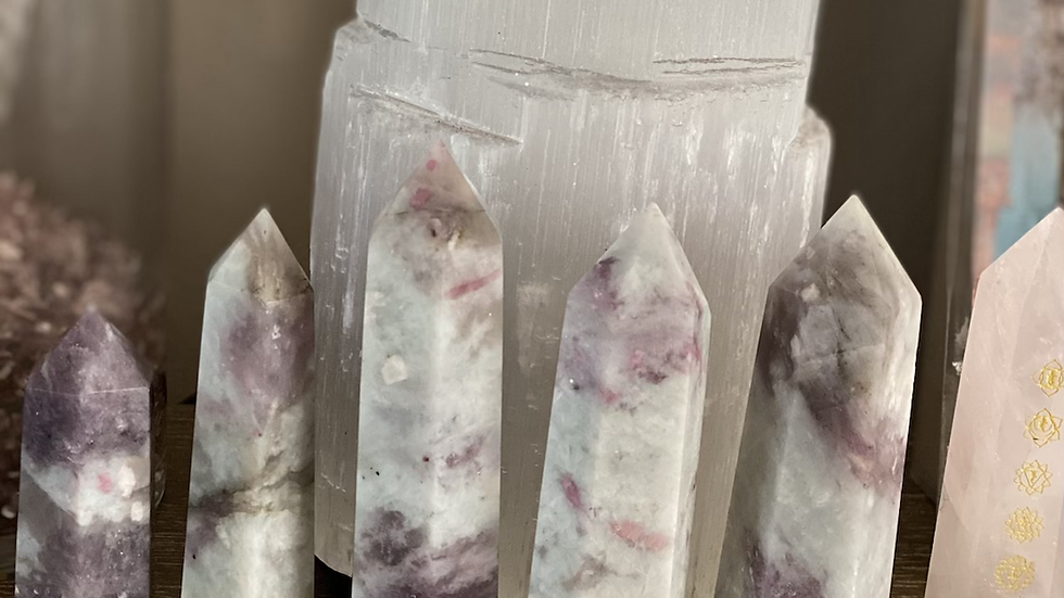 Crystal towers- Buy 2 for only $22 (varies on type, size)