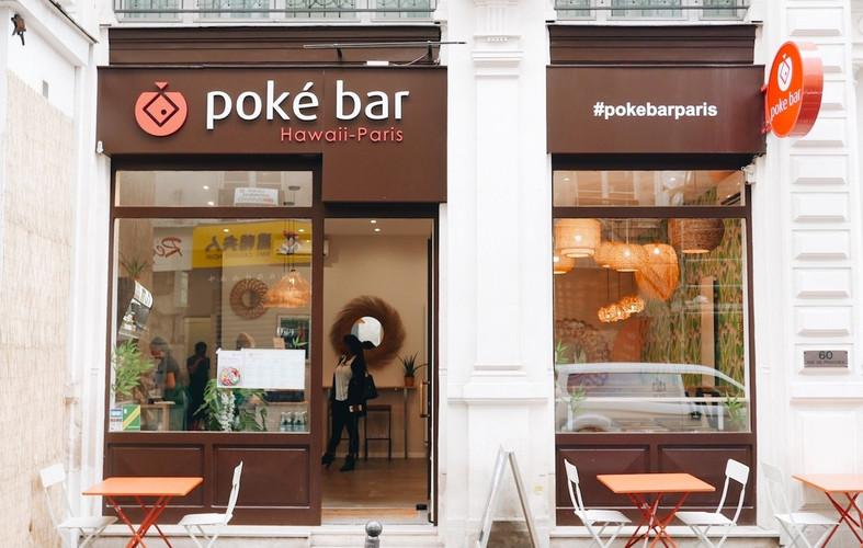 Pokebar-60 rue de Provence Paris 9 photo
