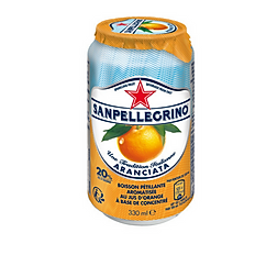 San Pellegrino orange  33cl