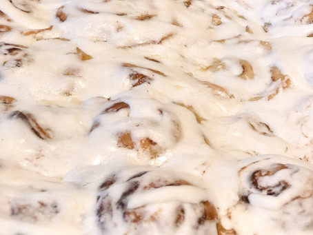 Best EVER Cinnamon Rolls