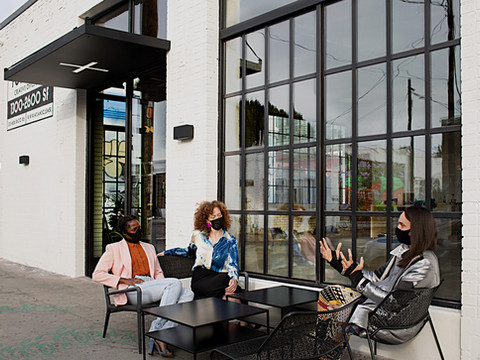 718 MATEO   Arts District Creative Offices and Dynamic Retail Spaces