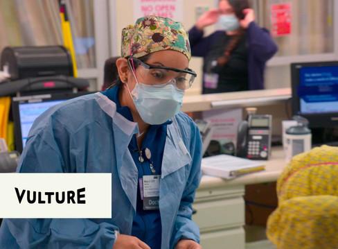 How Lenox Hill Filmed a Special Coronavirus Episode Inside an NYC Hospital