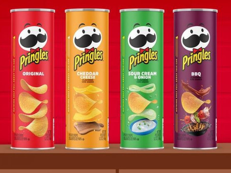 Mr. Pringle, New and Improved?