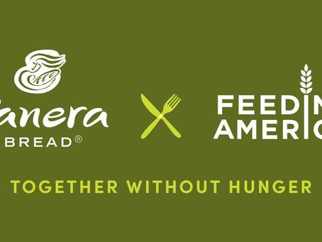 Panera Bread Teams Up with Feeding America