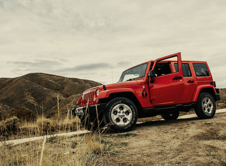 """Jeep's Last Minute """"Groundhog's Day"""" Production - Blake Boehle"""