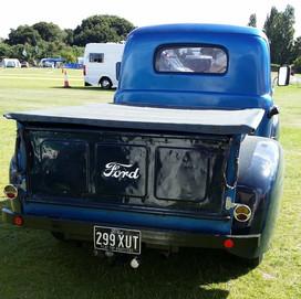 Ford lettered