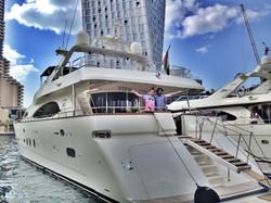 Best Yacht DJ in Dubai
